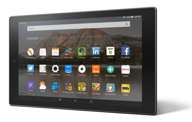 Amazon Refreshes Kindle Fire Hd Tablet Lineup With 3 New