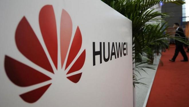 huawei-logo-wall