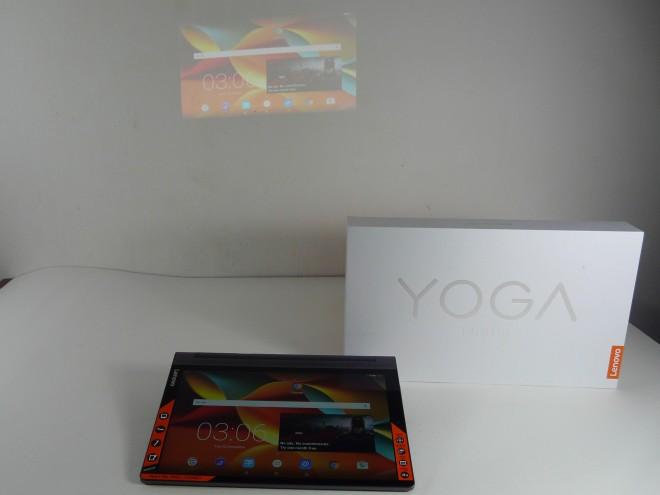 Lenovo Yoga Tab 3 Pro Unboxing