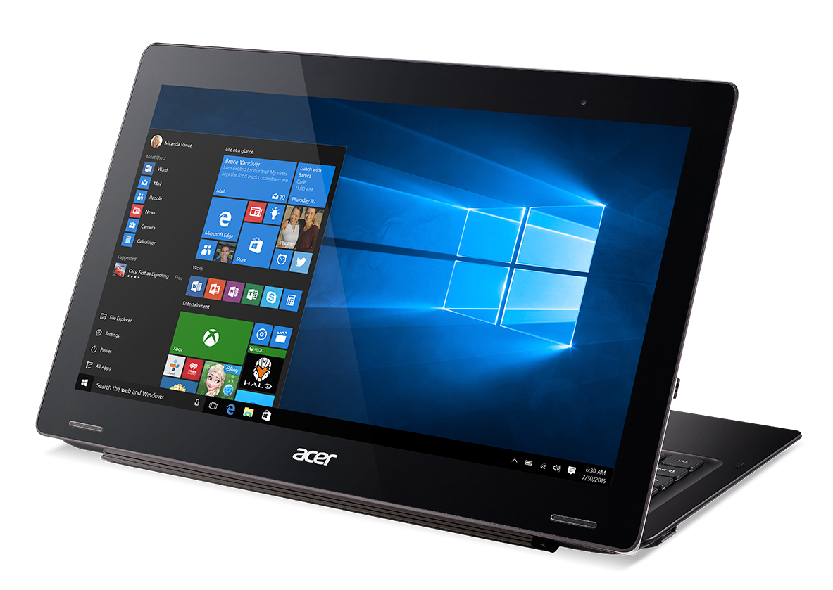 CES 2016: Acer Unveils Aspire Switch 12 S Hybrid, With 4K ...