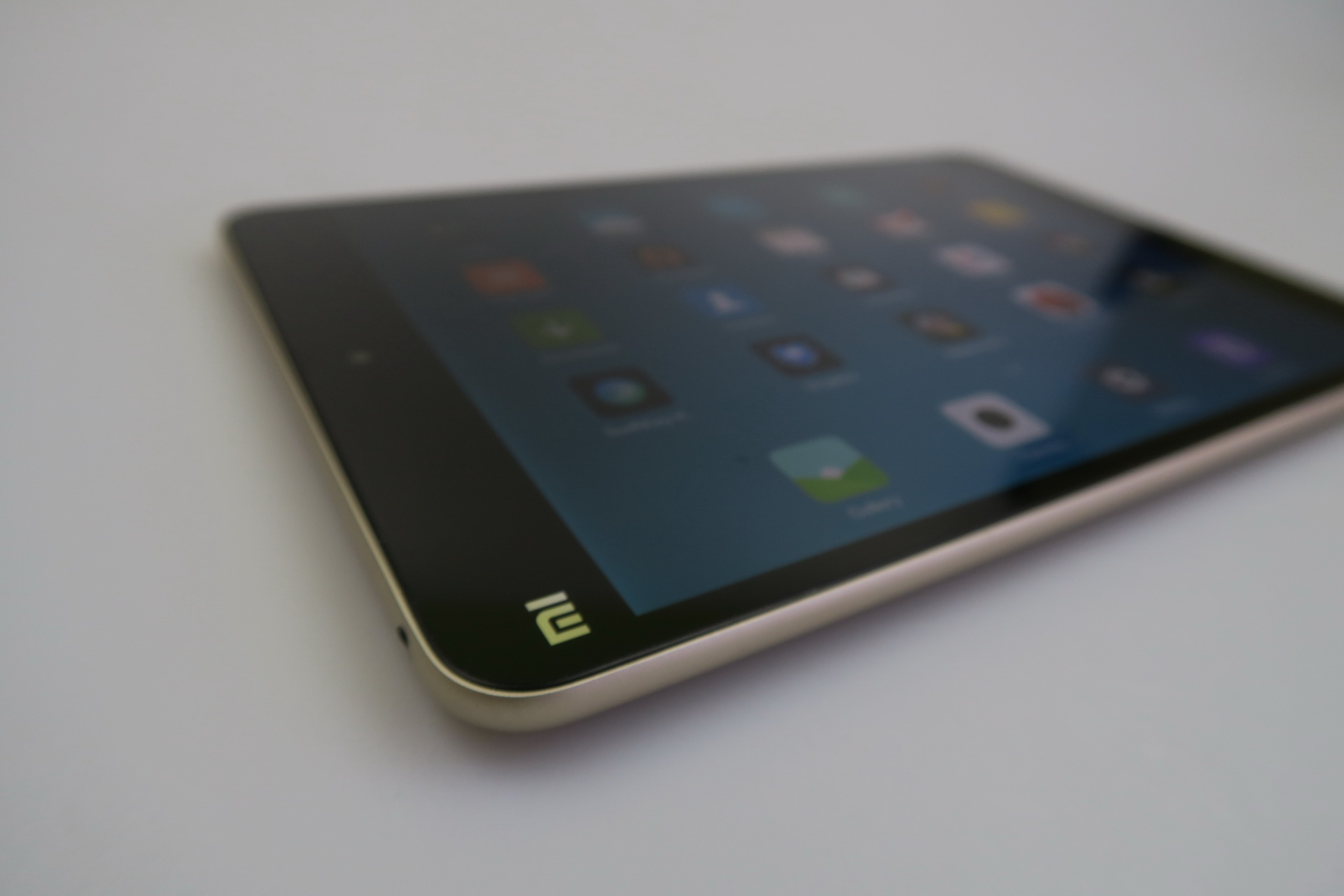 Tablet xiaomi ipad does not turn
