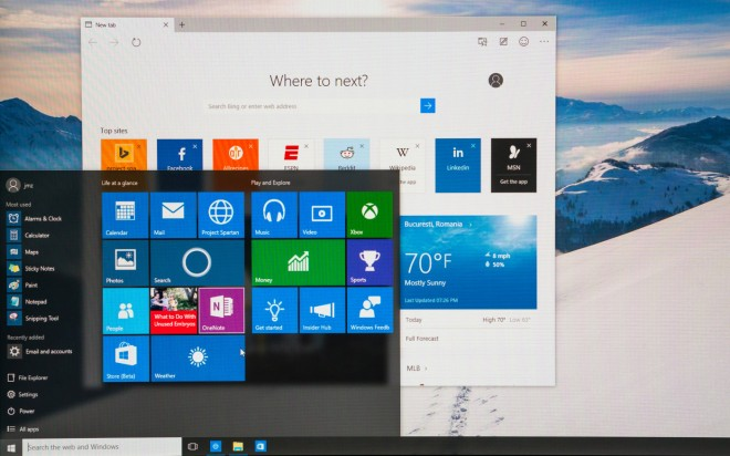 stock-photo-bucharest-romania-june-photo-of-windows-insider-preview-running-on-a-pc-screen-with-288103823