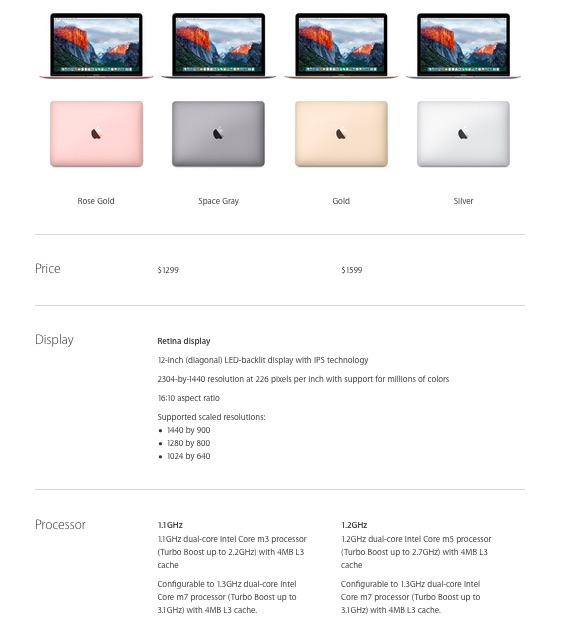 MacBook-2016-full-specifications-and-price