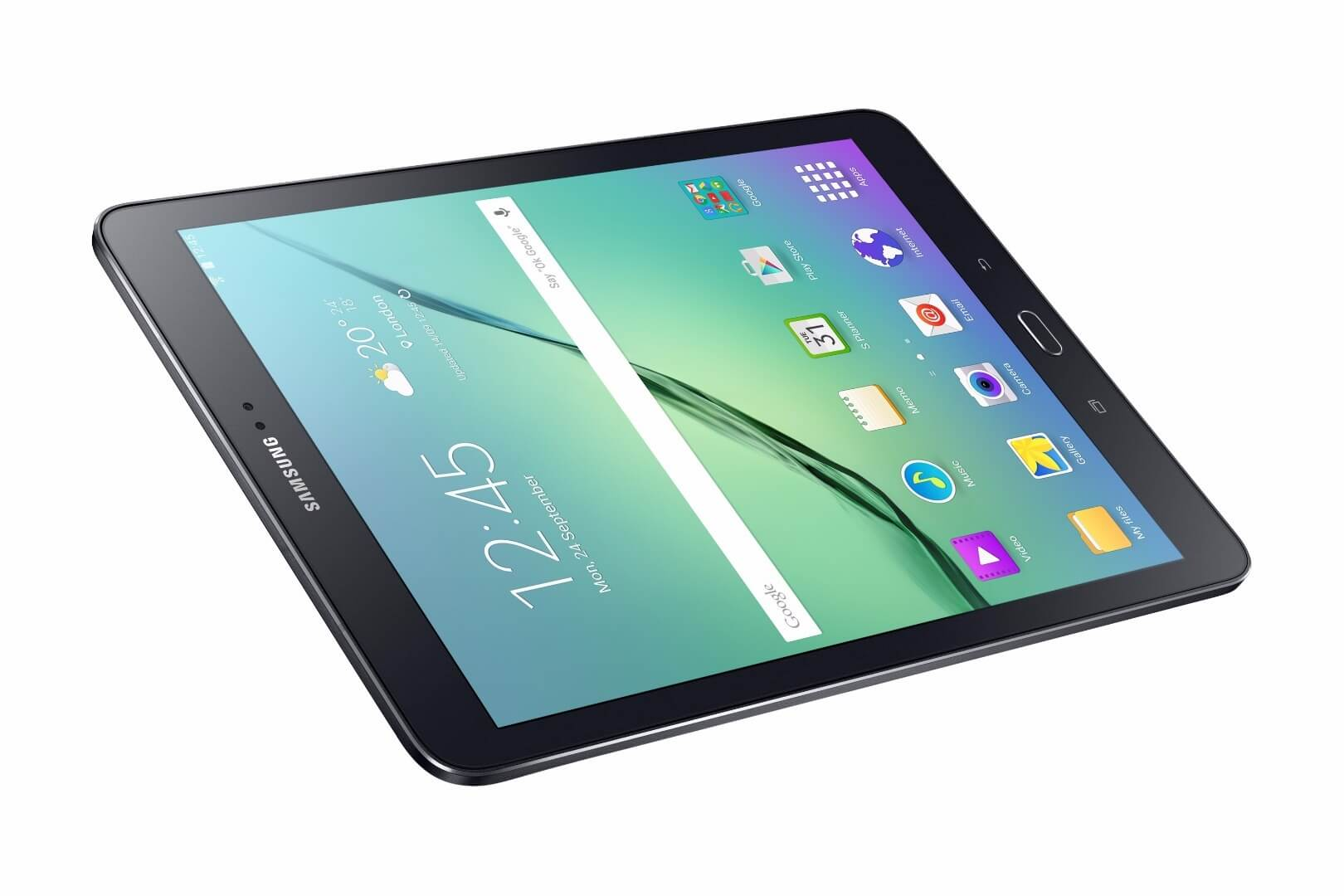 samsung debuts updated galaxy tab s2 tablet already on. Black Bedroom Furniture Sets. Home Design Ideas