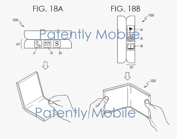 foldable-smartphone-samsung-patent