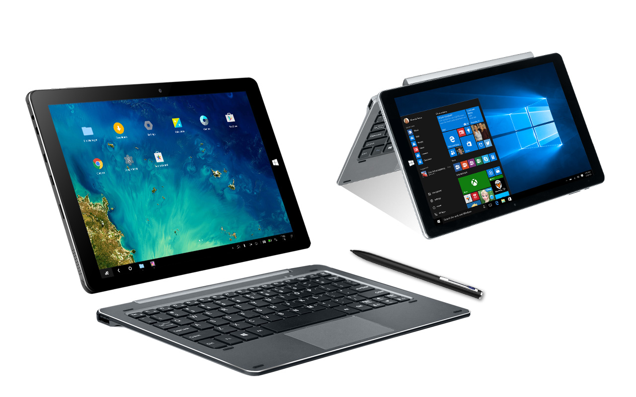 Chuwi Hi10 Pro: new 2-in-1 with Windows OS 10 And Remixes