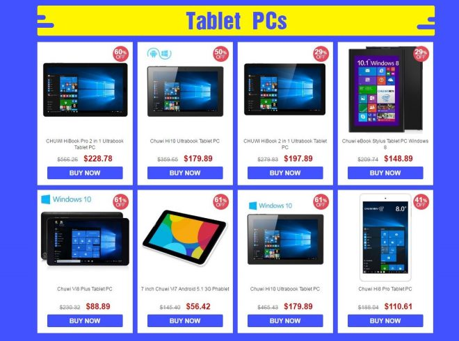chuwi tablet sales 3
