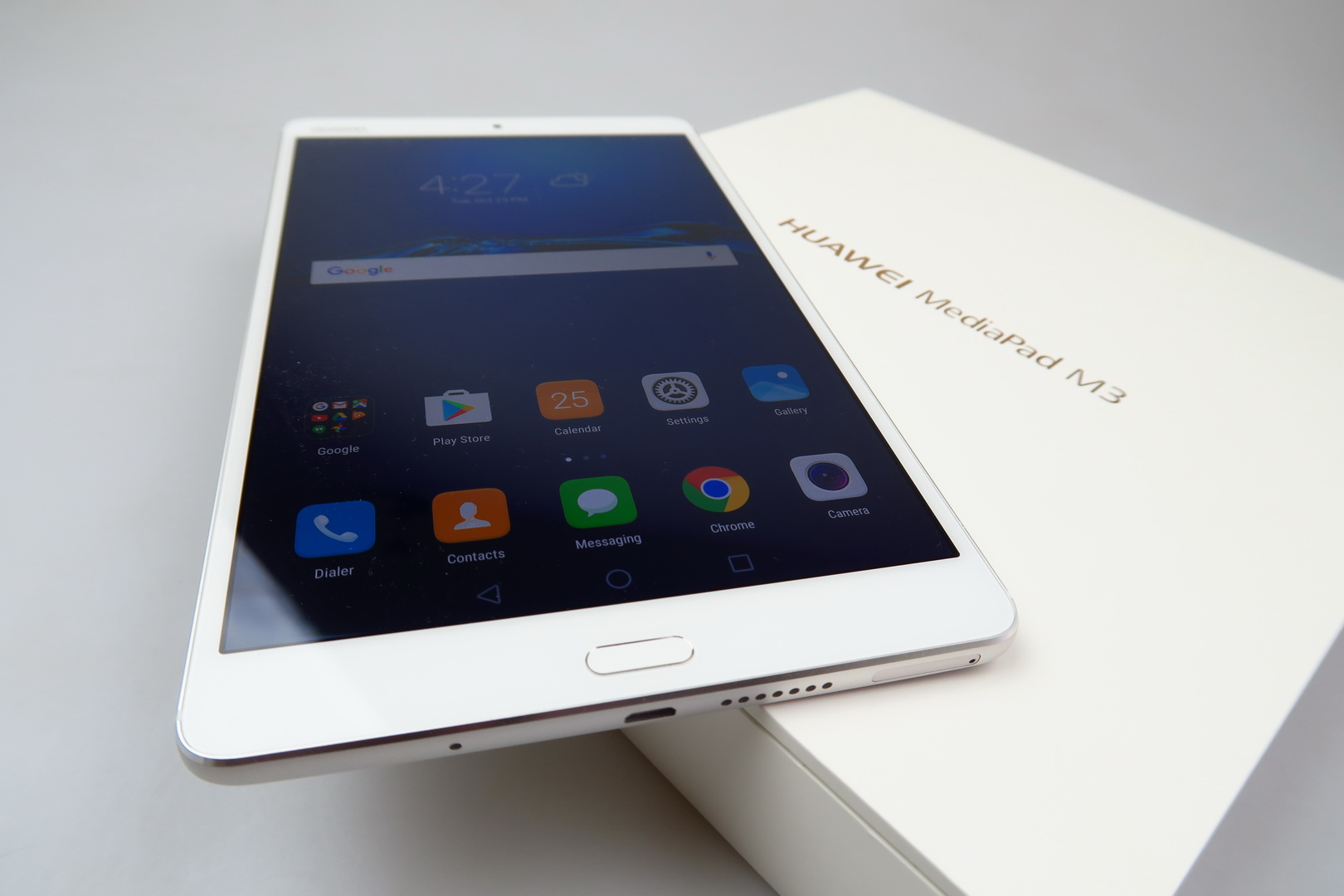 Huawei Mediapad M3 Unboxing Media Slate With Exquisite