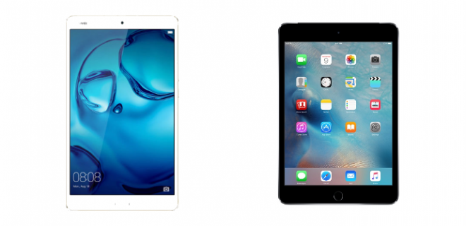 mediapad-m3-vs-ipad-mini-4