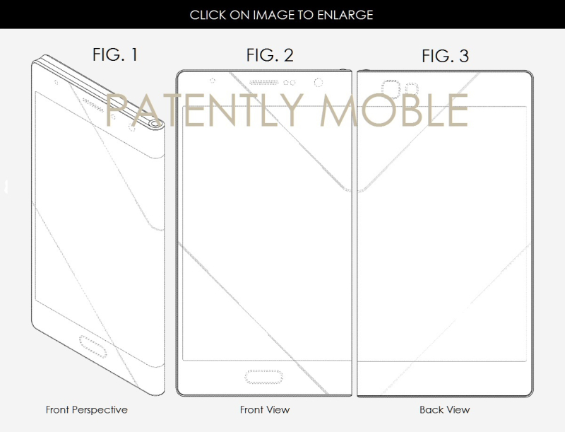 Samsung Gets Important Patent for Fold Out Smartphone ...