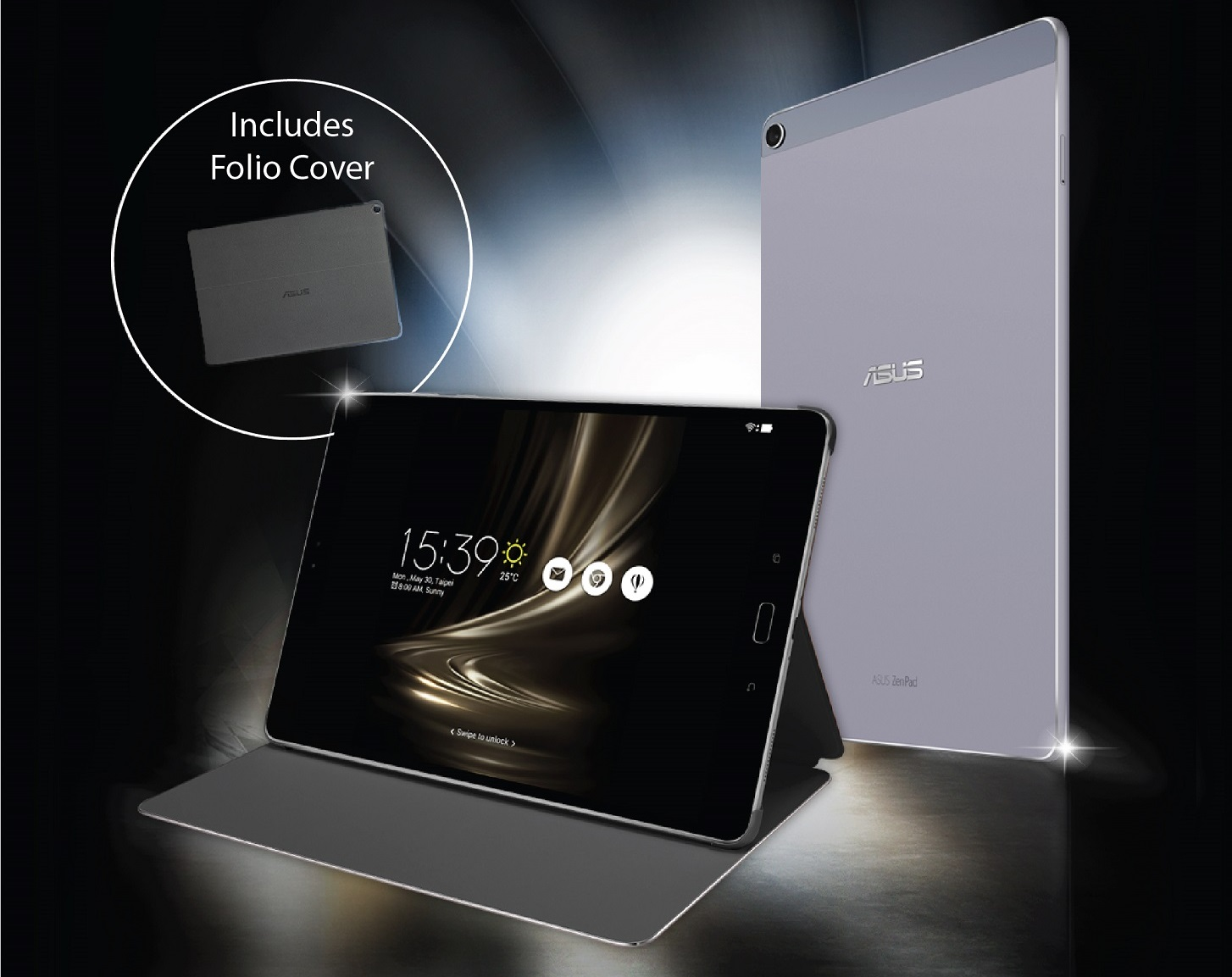 asus zenpad 3s 10 lte launched officially with snapdragon. Black Bedroom Furniture Sets. Home Design Ideas
