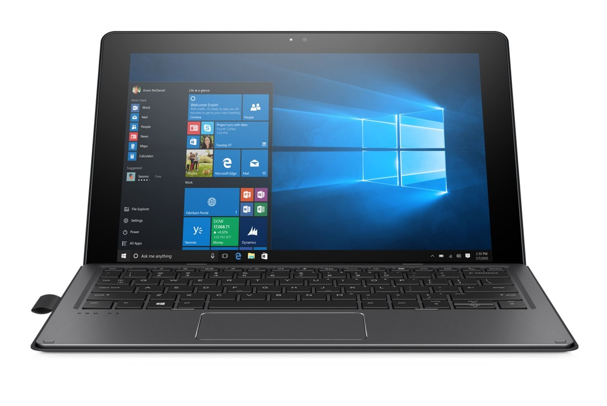 mwc 2017 hp pro x2 612 enterprise 2 in 1 tablet debuts in barcelona with windows 10 979. Black Bedroom Furniture Sets. Home Design Ideas