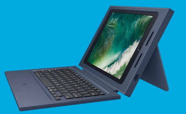 Logitech Launches Rugged Keyboard Case For Ipad Tablet News