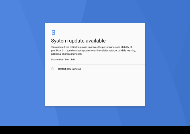 Android 7.1.2 Update Coming to the Pixel C With Fresh ...