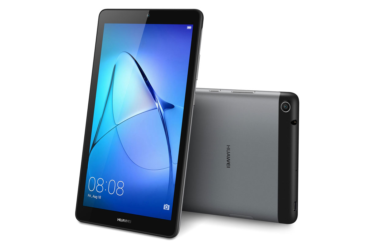 huawei mediapad t3 7 ready for launch in japan priced. Black Bedroom Furniture Sets. Home Design Ideas
