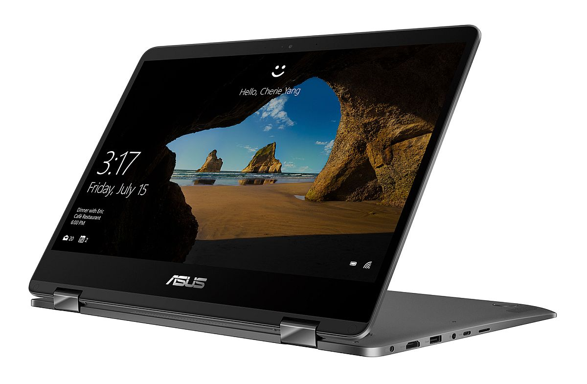 IFA 2017: ASUS VivoBook S14 Laptop and New Flip S14