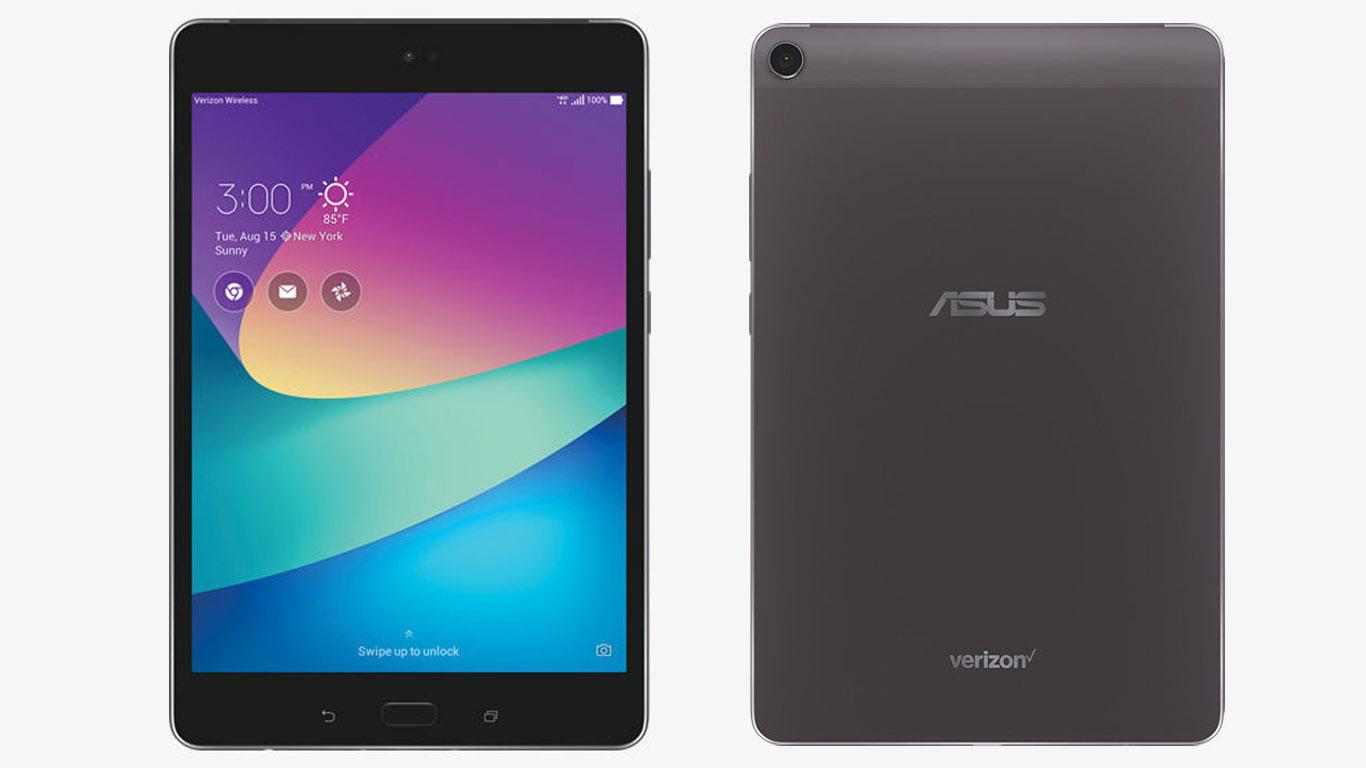 Verizon Debuts Asus Zenpad Z8s Tablet Priced At 250