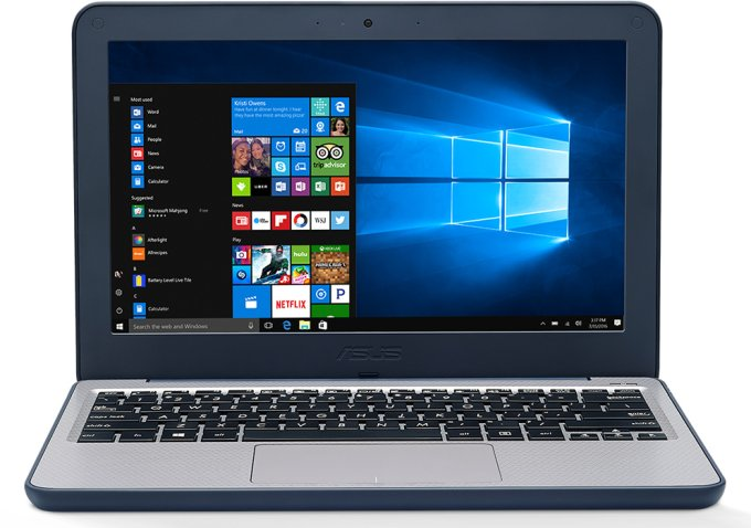 Asus Vivobook W202 Notebook Becomes Official With Windows