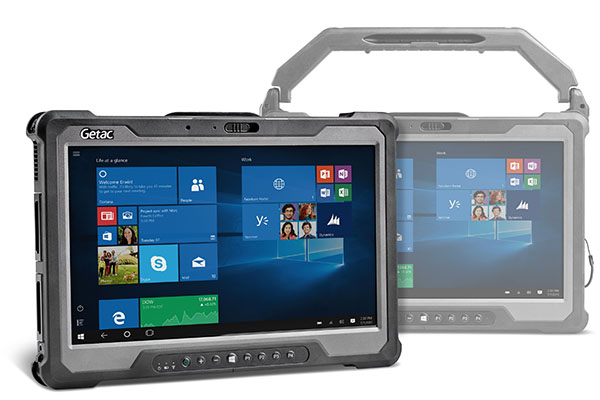 Getac A410 Is A Beefy 14 Inch Tablet