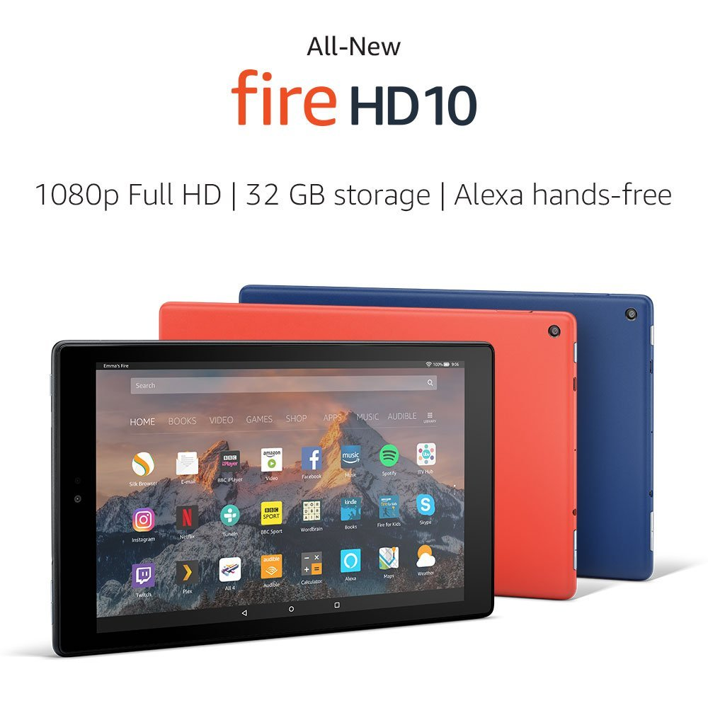 Black Friday Deals All Around For Amazon Tablets Fire 7 Tablet Starts At Just 39