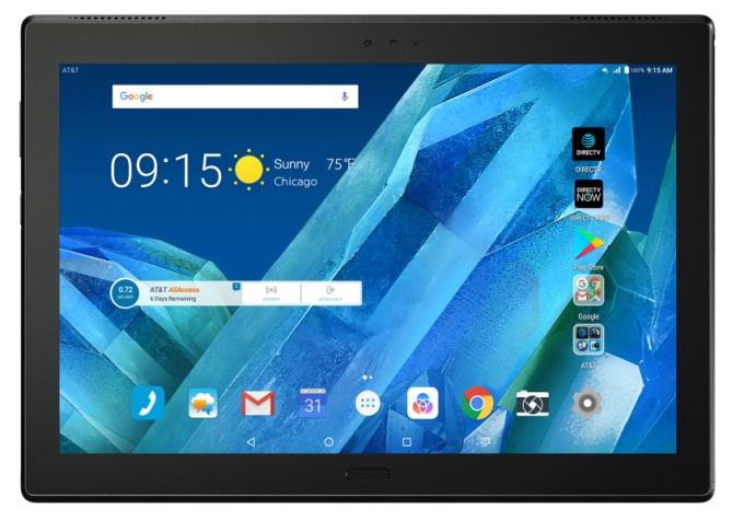 Lenovo Moto Tab Is A New 10 1 Inch Tablet Ready For At Amp T