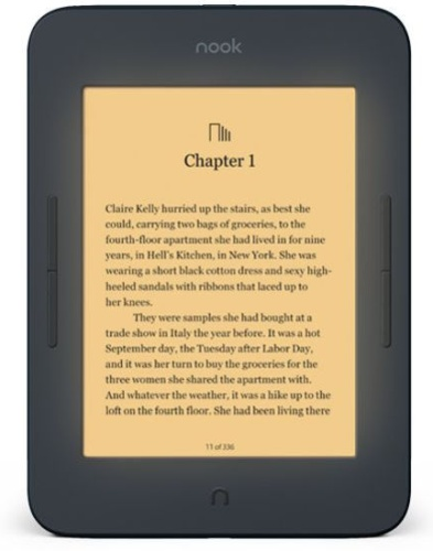 Barnes & Noble Launches NOOK GlowLight 3 E-Reader, Priced at