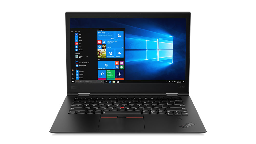 CES 2018: Lenovo ThinkPad X1 Yoga 2018 Has Rotatable Screen, Rugged body | Drippler ...