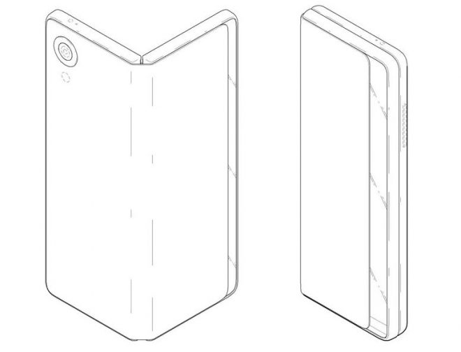 LG Patents New Type of Folding Phone, That Becomes a Tablet