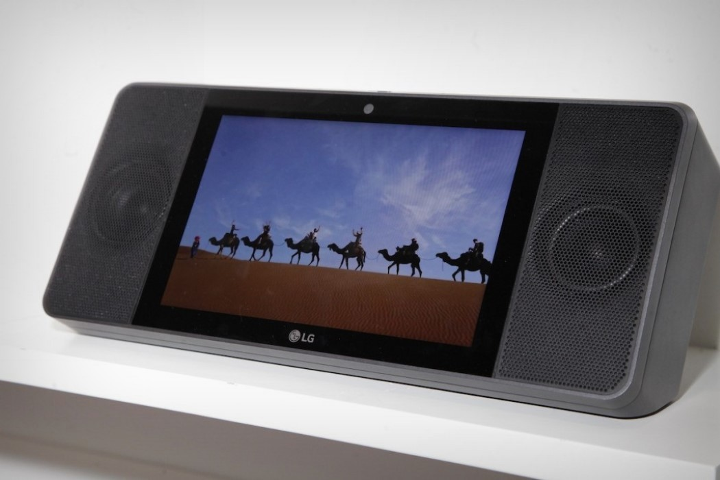 LG's Latest ThinQ WK9 Tablet is Actually Not a Tablet At ...