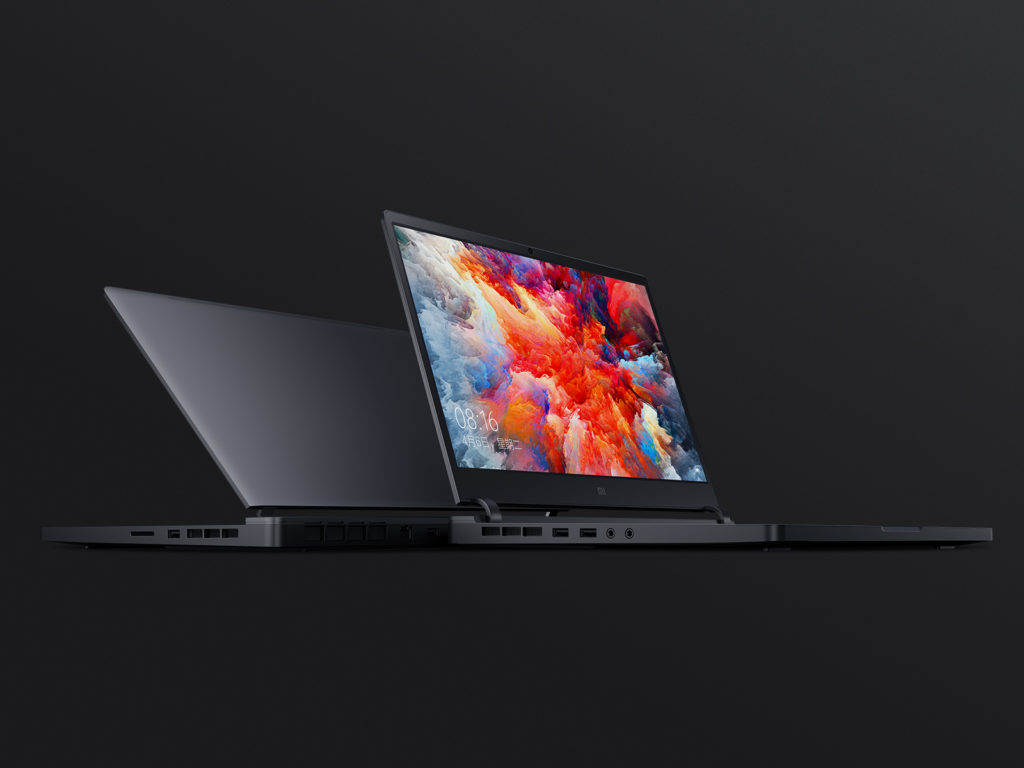 xiaomi gaming laptop sees light of day with gtx 1060 graphics 16 gb of ram. Black Bedroom Furniture Sets. Home Design Ideas