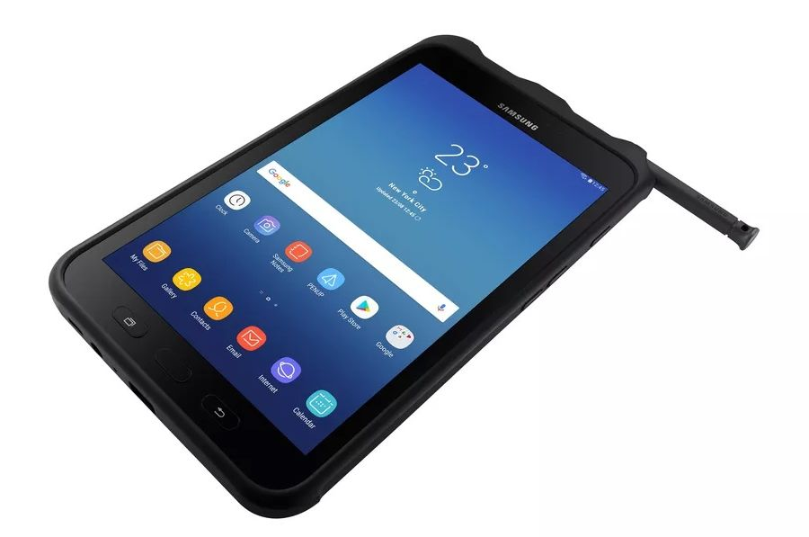 Samsung galaxy tab active 2 reaches usa as new rugged for Samsung galaxy s tablet