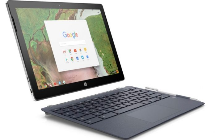HP Debuts First Chromebook Detachable, HP Chromebook x2, Priced at $599