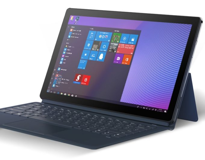 AlldoCube KNote5 is a New Celeron N4100 Tablet With Windows 10