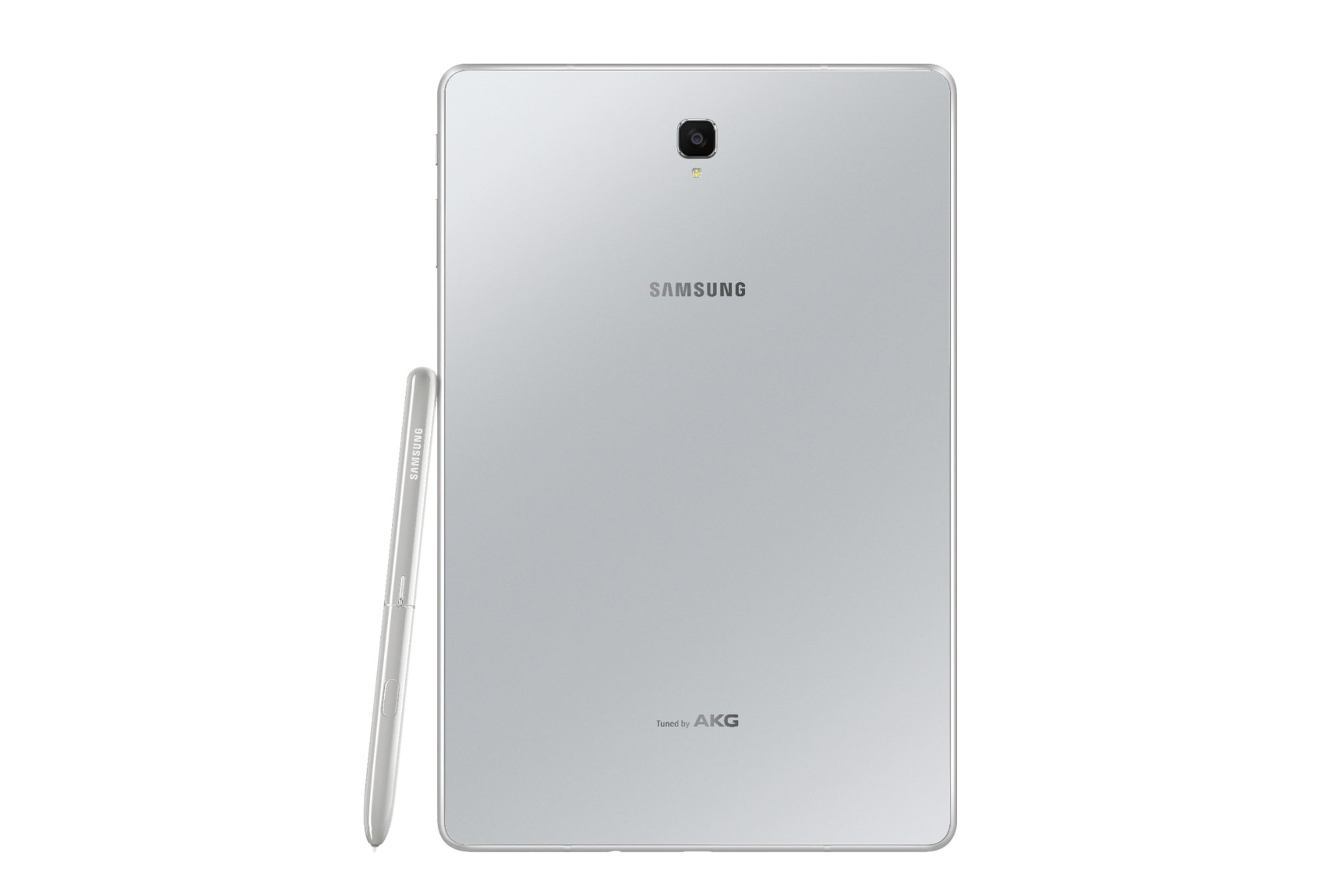 Samsung Galaxy Tab S4 Gets Pictured Again, With Accessories, White ...