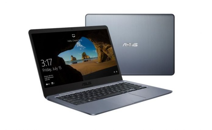 ASUS E406MA Debuts Officially: 14 inch Fanless Laptop With Intel Gemini Lake Processor