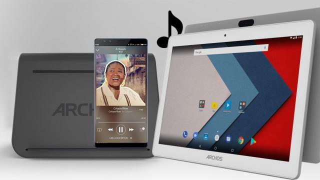 Archos 101 Oxygen Tablet Driver