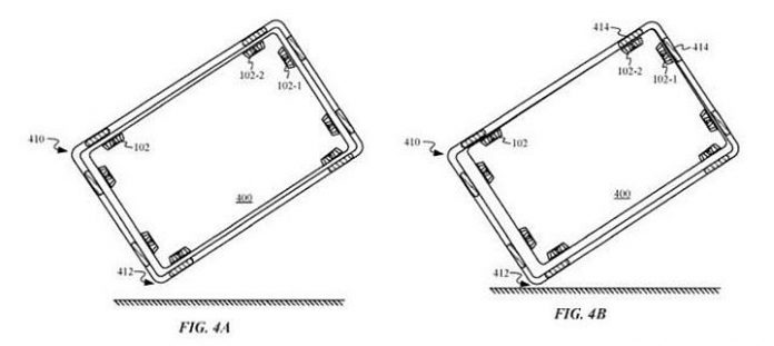 Apple Patents Electromagnet System That Could Protect iPhones and iPads When Dropped