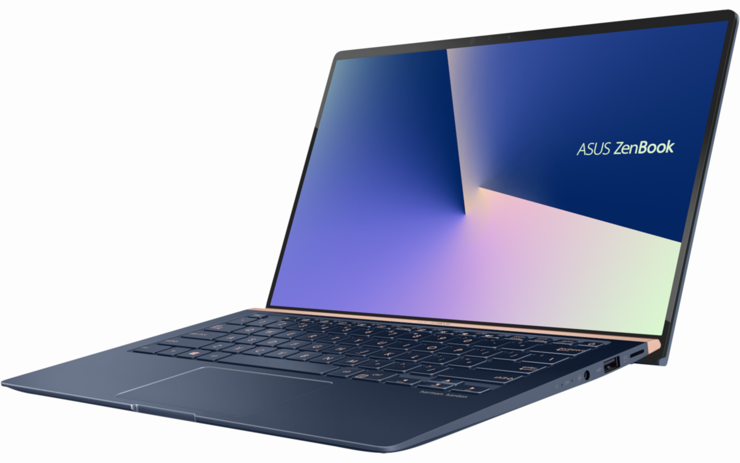 New ASUS ZenBook Laptops Now Up for Preorder, With Intel