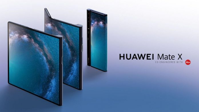 MWC 2019: Huawei Mate X Foldable Phone Debuts, Already Feels Like Galaxy Fold Killer