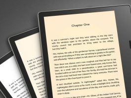 Amazon Debuts Gold Version of Kindle Oasis Reader