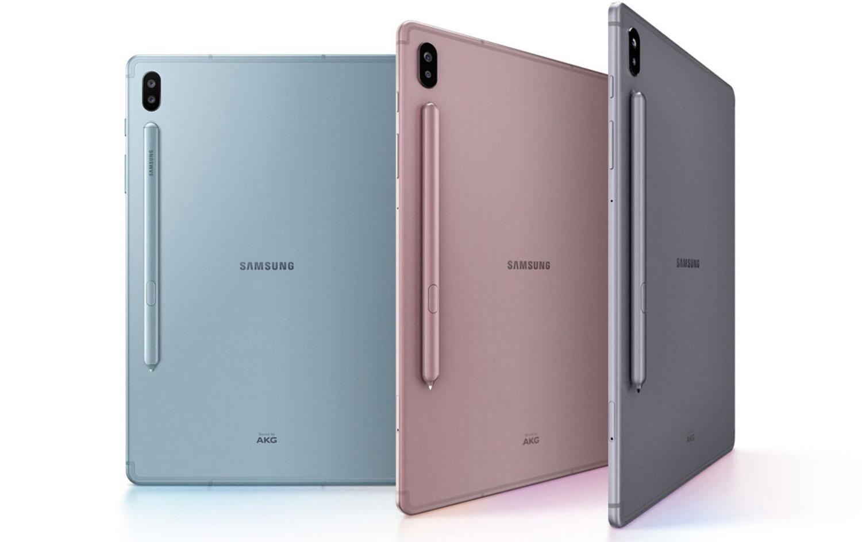 Samsung Galaxy Tab S6 дебютирует в Тайване, по цене $ 729