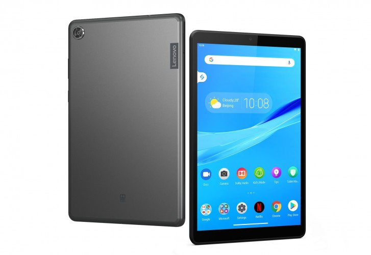 Lenovo Debuts Two New Affordable Android Tablets Lenovo Tab M7 Lenovo Tab M8
