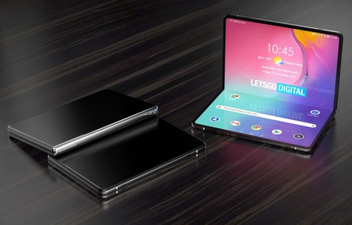 Samsung Patents Foldable Tablet That Looks Like a Larger Galaxy Fold