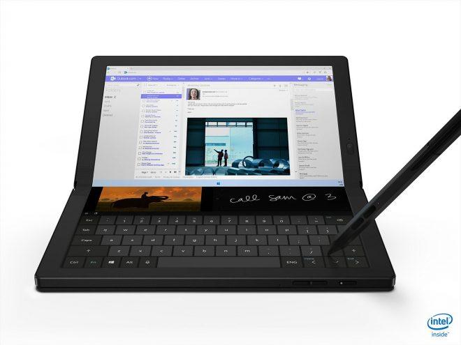 CES 2020: Lenovo ThinkPad X1 Fold Nó là một máy tính xách tay có thể gập lại có thẻ giá và ngày ra mắt 1