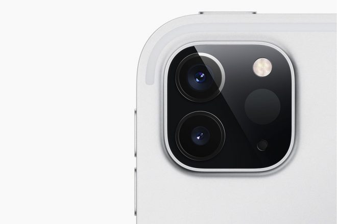 Apple طرح جهاز iPad Pro الجديد بكاميرا ثلاثية و LIDAR و A12Z CPU ولوحة مفاتيح Magic الجديدة 5