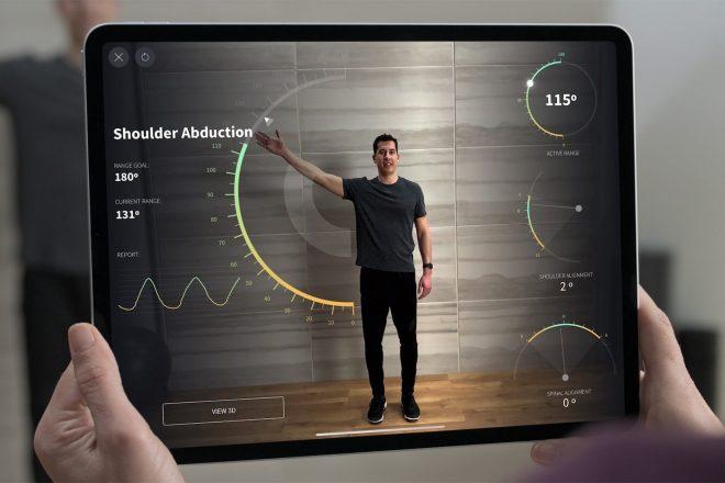 Apple طرح جهاز iPad Pro الجديد بكاميرا ثلاثية و LIDAR و A12Z CPU ولوحة مفاتيح Magic الجديدة 1