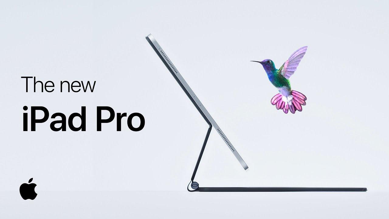 Bàn phím Apple Magic cho các thiết bị iPad Pro sắp ra mắt trong tuần này, được quảng cáo với quảng cáo mới (video) 1