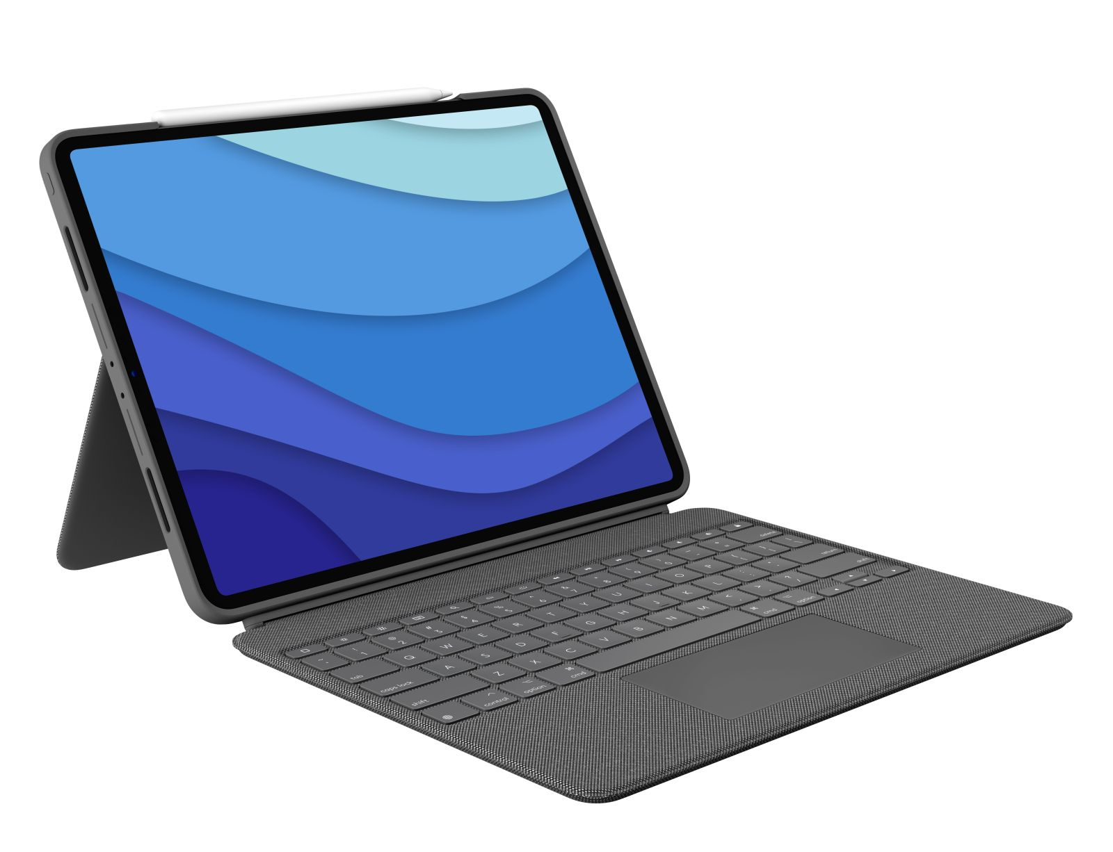 Logitech Unveils Combo Touch Keyboard for New iPad Pro 2021